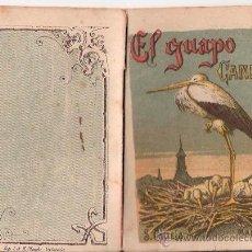 Tebeos: CUENTOS DE CALLEJA. EL GUAPO CANELA. SERIE I. TOMO 10. 16 PAGINAS. 10X7CM. . Lote 24980636