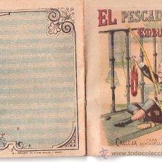 Tebeos: CUENTOS DE CALLEJA. EL PESCADOR DE EMBUTIDOS. SERIE I. TOMO 19. 16 PAGINAS. 10X7CM.. Lote 24991879