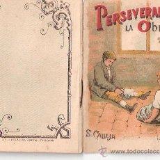 Tebeos: CUENTOS DE CALLEJA. PERSEVERAR EN LA OBRA. SERIE II. TOMO 26. 16 PAGINAS. 10X7CM.. Lote 24991994