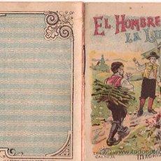 Tebeos: CUENTOS DE CALLEJA. EL HOMBRE EN LA LUNA. SERIE II. TOMO 39. 16 PAGINAS. 10X7CM.. Lote 24992184