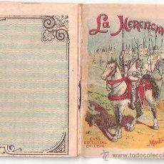 Tebeos: CUENTOS DE CALLEJA. LA HERENCIA. SERIE III. TOMO 51. 16 PAGINAS. 10X7CM.. Lote 24992481