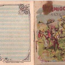 Tebeos: CUENTOS DE CALLEJA. UN AMIGO GENEROSO. SERIE IV. TOMO 70. 16 PAGINAS. 10X7CM.. Lote 24992603