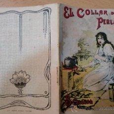 Tebeos: CUENTOS DE CALLEJA. EL COLLAR DE PERLAS. SERIE VI. TOMO 108. 16 PAGINAS. 10X7CM.. Lote 24994273
