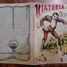 Tebeos: CUENTOS DE CALLEJA. HISTORIA DE OCTAVIO. SERIE VI. TOMO 112. 16 PAGINAS. 10X7CM.. Lote 24994405