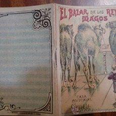 Tebeos: CUENTOS DE CALLEJA. EL BAZAR DE LOS REYES MAGOS. SERIE VII. TOMO 127. 16 PAGINAS. 10X7CM.. Lote 24994803
