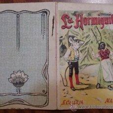 Tebeos: CUENTOS DE CALLEJA. LA HORMIGUITA. SERIE VII. TOMO 138. 16 PAGINAS. 10X7CM.. Lote 24995042