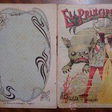 Tebeos: CUENTOS DE CALLEJA. EL PRINCIPE CALAMAR. SERIE VIII. TOMO 156. 16 PAGINAS. 10X7CM.. Lote 24995595