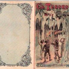 Tebeos: CUENTOS DE CALLEJA. EL TESORO DE LA GRUTA. TOMO 15. MEDIDAS 14.5 X 10CM.. Lote 25173005