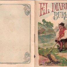 Tebeos: CUENTOS DE CALLEJA. EL DIABLO BURLADO. TOMO 36. MEDIDAS 14.5 X 10CM.. Lote 25173042