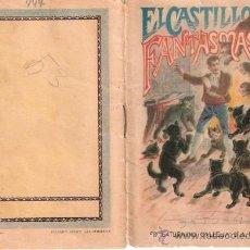 Tebeos: CUENTOS DE CALLEJA. EL CASTILLO DE LOS FANTASMAS. TOMO 96. MEDIDAS 14.5 X 10CM.. Lote 25173180