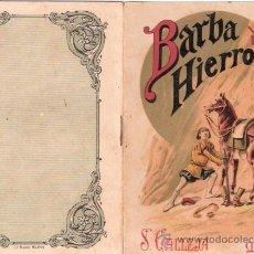 Tebeos: CUENTOS DE CALLEJA. BARBA DE HIERRO. TOMO 5. MEDIDAS 14.5 X 10CM.. Lote 25173660