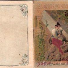 Tebeos: CUENTOS DE CALLEJA. EL ANTIGUO CASTILLO. TOMO 153. MEDIDAS 14.5 X 10CM.. Lote 25173994