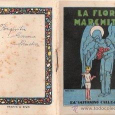 Livros de Banda Desenhada: CUENTOS DE CALLEJA. LA FLOR MARCHITA. SERIE II. TOMO 38. MEDIDAS 7 X 10CM.. Lote 25202856