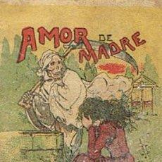 Livros de Banda Desenhada: CUENTOS DE CALLEJA, AMOR DE MADRE, SERIE XIV, T. 271, MEDIDAS 4,5 X 6 CM.. Lote 27198140