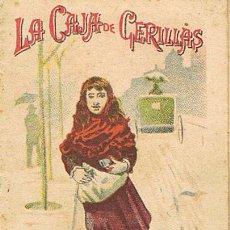 Tebeos: CUENTOS DE CALLEJA, LA CAJA DE CERILLAS, SERIE III, T. 49, MEDIDAS 6 X 8 CM.,RECREO INFANTIL. Lote 27199547