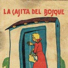 Tebeos: CUENTOS DE CALLEJA, LA CASITA DEL BOSQUE, SERIE V, T. 96, MEDIDAS 6 X 8 CM., JOYAS PARA NIÑOS. Lote 27199824