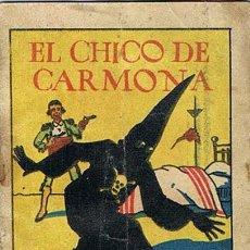 Tebeos: CUENTOS DE CALLEJA, EL CHICO DE CARMONA, SERIE IX, T. 165, MEDIDAS 6 X 8 CM., JOYAS PARA NIÑOS. Lote 27199874
