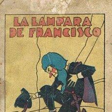 Tebeos: CUENTOS DE CALLEJA, LA LÁMPARA DE FRANCISCO, SERIE VI, T. 105, MEDIDAS 6 X 8 CM., RECREO INFANTIL. Lote 27200000