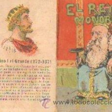 BDs: EL REY MONDREGAS. CUENTOS DE CALLEJA. SERIE IV TOMO 66 A-CALLEJA-280. Lote 27512383