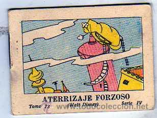 JUGUETES INSTRUCTIVOS MICKEY POR WALT DISNEY. SERIE IV TOMO 73. CALLEJA.1936. ATERRIZAJE FORZOSO (Tebeos y Comics - Calleja)