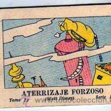 Tebeos: JUGUETES INSTRUCTIVOS MICKEY POR WALT DISNEY. SERIE IV TOMO 73. CALLEJA.1936. ATERRIZAJE FORZOSO. Lote 28305984