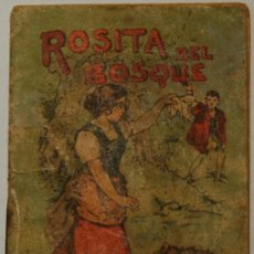 Tebeos: MINICUENTO CALLEJA SERIE IV, T. 79. ROSITA DEL BOSQUE. Lote 34984657