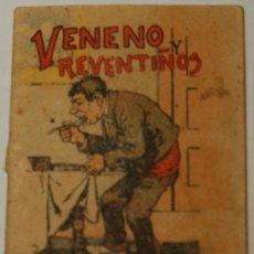 Tebeos: MINICUENTO CALLEJA SERIE IV, T. 67. VENENO Y REVENTIÑOS. Lote 34984688