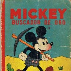 Tebeos: MICKEY BUSCADOR DE ORO - EDITORIAL SATURNINO CALLEJA. Lote 35870946