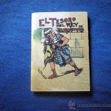 Tebeos: CUENTOS CALLEJA - EL TESORO DEL REY DE EGIPTO - SERIE XII TOMO 223. . Lote 36014458