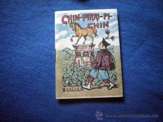 CUENTOS CALLEJA - CHIN-PIRRI-PI-CHIN - SERIE IVI TOMO 64. (Tebeos y Comics - Calleja)
