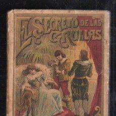 Tebeos: BIBLIOTECA DE RECREO. TOMO XXXII. EL SECRETO DE LAS GRILLAS. CALLEJA. Lote 40590543