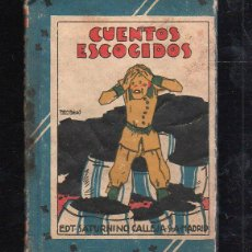 Tebeos: BIBLIOTECA DE RECREO. TOMO XIV. CUENTOS ESCOGIDOS. CALLEJA. ILUSTRADO POR PENAGOS. Lote 40590766