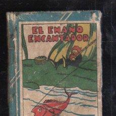 Tebeos: BIBLIOTECA DE RECREO. TOMO XI. EL ENANO ENCANTADOR. CALLEJA. ILUSTRADO POR PENAGOS. Lote 40590778