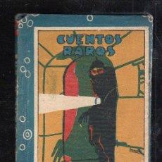 Tebeos: BIBLIOTECA DE RECREO. TOMO II. CUENTOS RAROS. CALLEJA. ILUSTRADO POR PENAGOS. Lote 40590796