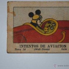 Tebeos: CUENTO SATURNINO CALLEJA INTENTOS DE AVIACION 1936. Lote 41622023