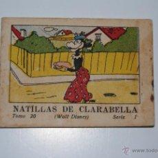 Tebeos: CUENTO SATURNINO CALLEJA NATILLAS DE CLARABELLA 1936. Lote 41623558