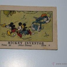 Tebeos: CUENTO SATURNINO CALLEJA MICKEY EL INVENTOR 1936. Lote 41623623