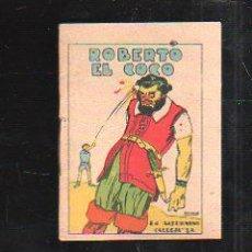 Tebeos: CUENTO DE CALLEJA. ROBERTO EL COCO. SERIE III TOMO 49. 7X5CM. . Lote 43218570