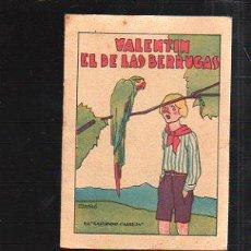 Livros de Banda Desenhada: CUENTO DE CALLEJA. VALENTIN EL DE LAS BERRUGAS. SERIE VII TOMO 133. 7X10CM. . Lote 43218861