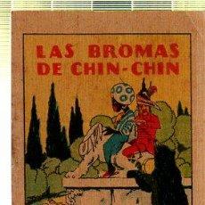 Tebeos: CUENTO DE CALLEJA. LAS BROMAS DE CHIN CHIN. SERIE XII. TOMO 222. Lote 45075916