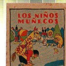 Tebeos: CUENTO DE CALLEJA. LOS NIÑOS MUÑECOS. SERIE XII. TOMO 226. Lote 45075963