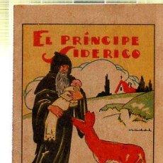 Tebeos: CUENTO DE CALLEJA. EL PRINCIPE SIDERICO. SERIE VIII. TOMO 142. Lote 45076290