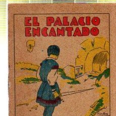 Tebeos: CUENTO DE CALLEJA. EL PALACIO ENCANTADO. SERIE XV. TOMO 292. Lote 45076379
