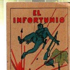 Tebeos: CUENTO DE CALLEJA. EL INFORTUNIO. SERIE II. TOMO 32. Lote 45076436