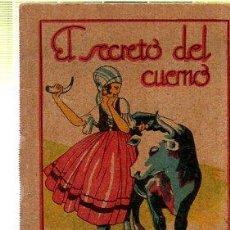 Tebeos: CUENTO DE CALLEJA. EL SECRETO DEL CUERNO. SERIE XIII. TOMO 259. Lote 45076466