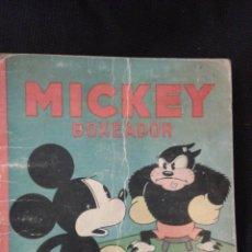 Tebeos: MICKEY BOXEADOR- EDITORIAL SATURNINO CALLEJA . Lote 46689892