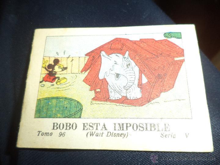MINICUENTO WALT DISNEY DE 1942.EDITORIAL SATURNINO CALLEJA.TOMO Nº 96 SERIE V (Tebeos y Comics - Calleja)