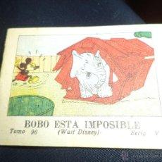 Tebeos: MINICUENTO WALT DISNEY DE 1942.EDITORIAL SATURNINO CALLEJA.TOMO Nº 96 SERIE V. Lote 47081544
