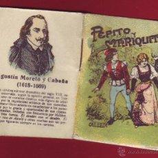 Tebeos: PEPITO Y MARIQUITA - CALLEJA SERIE X TOMO 182. Lote 49111575