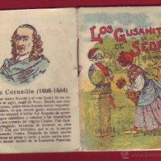 Tebeos: LOS GUSANITOS DE SEDA - CALLEJA SERIE X TOMO 189. Lote 49111630